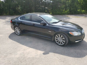 2010 Jaguar XF Sedan