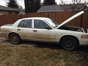 2008 Ford Crown Victoria Other