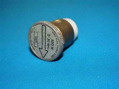 Bird Electronic 100H 2-30 MHz 100W WattMeter Element