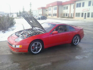 Heavily Modified 300zx TT for sale
