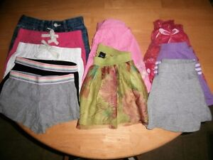 Girl's Shorts, Skirts and Skorts Size 5/6
