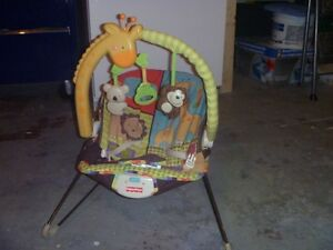 Swing, walker and infant chair Windsor Region Ontario image 6