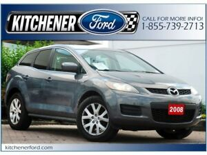 2008 Mazda CX-7 Sport SUNROOF | PWR GROUP | AWESOME PRICE!