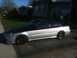Honda civic 1999 si
