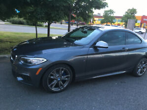 Lease takeover - 2016 BMW 2-Series M235i xDrive Coupe (2 door)