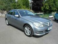 2012 Mercedes-Benz C Class C200 CDI BlueEFFICIENCY Executive SE 4dr Auto SALOON