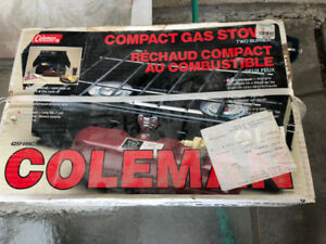 Coleman Cooking Stove