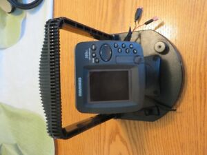 Humminbird 385 ci combo portable fish finder