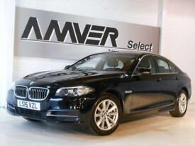 2015 15 BMW 5 SERIES 2.0 520D SE 4D AUTO 188 BHP DIESEL