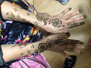 Henna art Cambridge Kitchener Area image 9