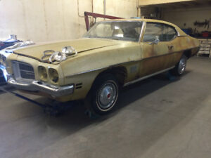 1971 Pontiac LeMans Project Car