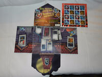 """Haunted House Stamp collection 16 rare horror unused w/""""house"""""""