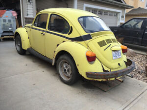 """1973 Volkswagen VW """"Special Edition"""" Sports Bug - Beetle"""