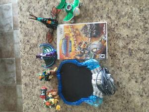 Skylanders super chargers Wii