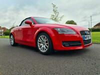 2010 Audi TT 1.8 TFSI Roadster 2dr Convertible Petrol Manual