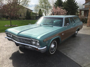 1966 Chevrolet Caprice Station Wagon