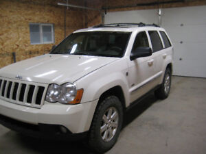 2008 GRAND CHEROKEE 3.0 L diesel V6 (mercedes engine)