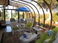 Sunrooms, Solariums, and Patio Covers