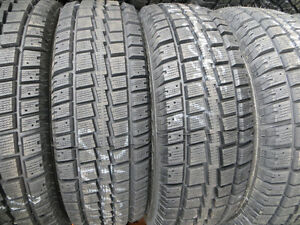 4 NEW TRAIL MASTER MS TIRES SEVERE SNOW RATED TAX IN