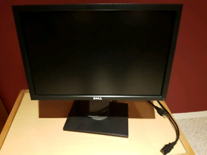"19"" Dell Widescreen Monitor"