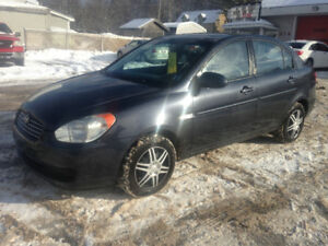 2007 HYUNDAI ACCENT, 832-9000/639-5000, CHECK OUR OTHER ADS!!
