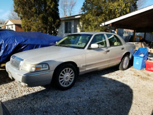2008 Mercury Grand Marquis $ 7,200 Or Best offer