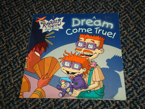 A Dream Come True! (Nickelodeon Rugrats in Paris) Paperback Kingston Kingston Area image 1