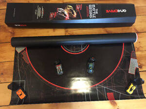 Anki Drive Race Track with 4 Cars