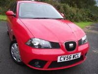 2006 56 SEAT IBIZA 1.4 STYLANCE 16V 3D 85 BHP ** 1 PREVIOUS OWNER , ONLY 36 K