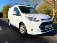 2014 64 FORD TRANSIT CONNECT 1.6TDCi ( 115PS ) 200 L1 LIMITED