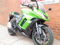 KAWASAKI Z1000SX MOTORCYCLE