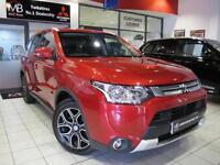 2014 MITSUBISHI OUTLANDER 2.2 DI D GX3 Auto SAT NAV REVERSE CAMERA LEATHER