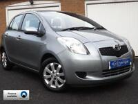 2009 (59) Toyota Yaris TR 1.3 AUTOMATIC 5 Dr GENUINE 9,000 MILES FROM NEW !!!!