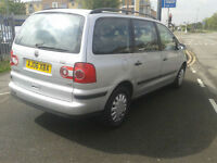 2006 VW SHARAN 1.9 TDI MPV AUTO.. ( JUST £995 ono TO CLEAR )