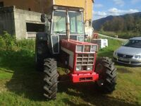 3380 international 844 4x4 tractor