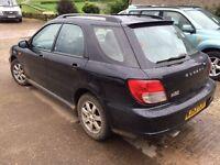 Subaru 2.0 GX AWD or swap