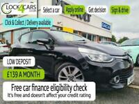 2014 Renault Clio 0.9 DYNAMIQUE S MEDIANAV ENERGY TCE S/S 5d 90 BHP Hatchback Pe