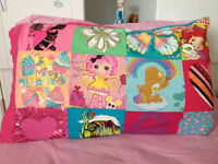 Memory Quilts and Pillows