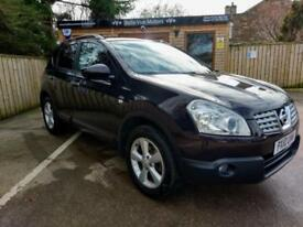 **PRICE DROP**2010 NISSAN QASHQAI 1.6 2WD N-TEC IN BLACK