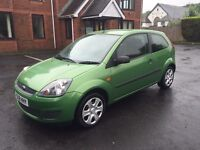08 Ford Fiesta style 1.4 CTdi in very good condition in and out!