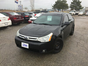 2008 Ford Focus SES Coupe LOADED! Safety & Etested! 146 K's