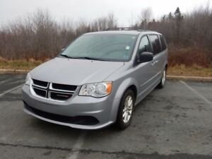 2014 Dodge GRAND CARAVAN SXT PLUS DVD!!