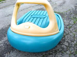 Little Tikes boat Piscine ou carré de sable