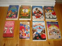 VHS - Disney, Adult, Family, Adventure