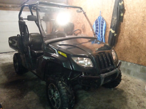 Artic cat prowler 700 hdx 2013