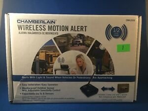 Chamberlain Security Wireless Motion Alert System