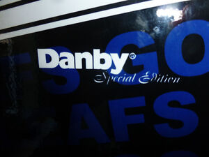 Maple Leafs Special Edition Danby Beer Fridge Stratford Kitchener Area image 3