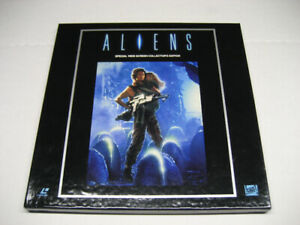 ALIENS - Laserdisc Special Widescreen Collector's Edition