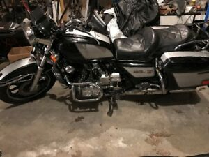 Excellent Condition 1983 Goldwing Interstate GL1100