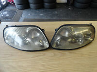 JDM TOYOTA SUPRA MK4 HEAD LIGHTS, YEAR 1994+